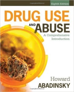 SAC 101 Drug Use and Abuse Book Image