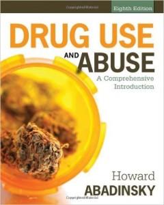SAC 101 Drug Use and Abuse Book Image