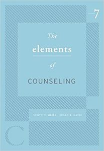 By Scott T. Meier, Susan R. Davis: The Elements of Counseling Seventh (7th) Edition